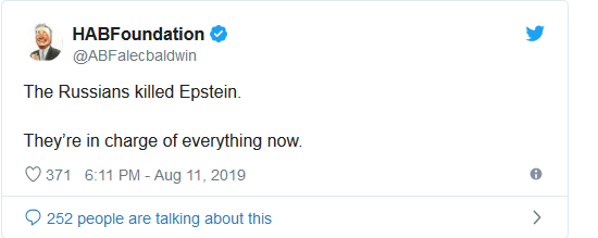 Screenshot_2019-08-12 Alec Baldwin Claims Russia Killed Jeffrey Epstein 'They're in Charge of Everything'(1)