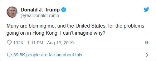 Screenshot_2019-08-14 Trump Warns Be Calm And Safe , Confirms China Moving Troops To HK Border