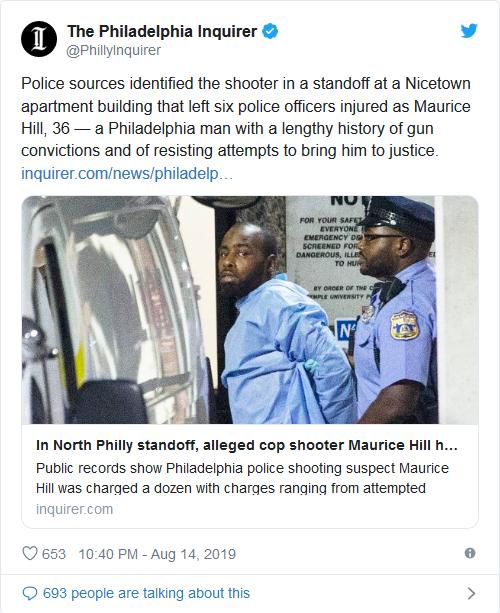 Screenshot_2019-08-15 Philly Cop Shooter Identified Maurice Hill - Has a Long Rap Sheet, Is Illegal Gun Owner -- Shot Six P[...](1)