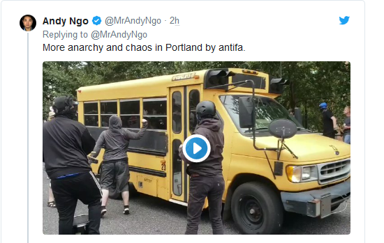 Screenshot_2019-08-17 'Anarchy and Chaos' Violent Antifa Protests Break Out in Portland(1).png