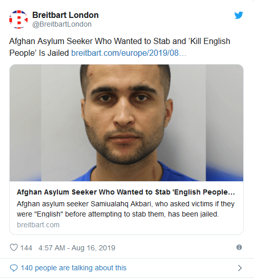 Screenshot_2019-08-17 Sudanese Migrant Jailed for Murdering Woman Who Refused Sex(1)