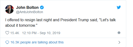 Screenshot_2019-09-10 Trump FIRES John Bolton as National Security Adviser; Bolton RESPONDS
