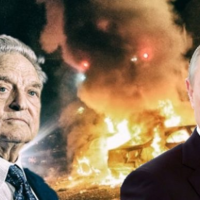 Putin Slams 'Dangerous Soros' For Driving America Towards Civil War