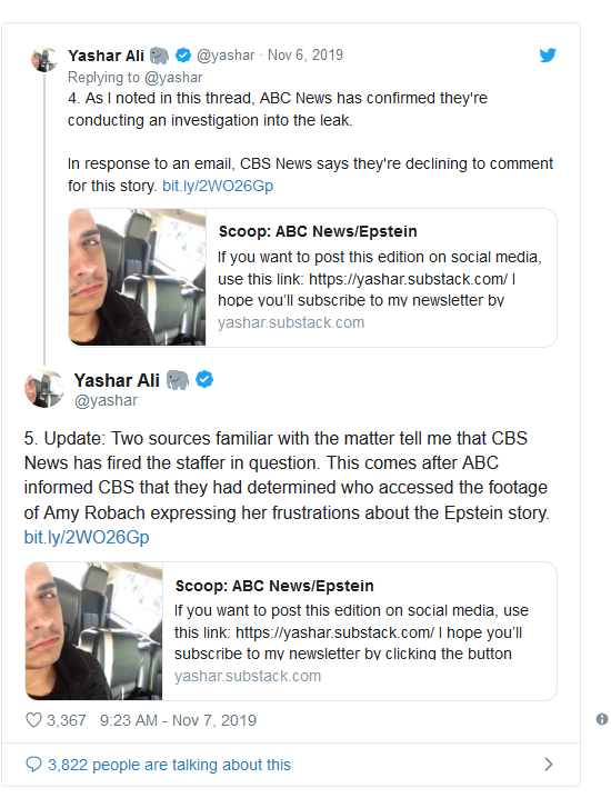 Screenshot_2019-11-07 CBS Reportedly Fires Former ABC Employee Who Leaked Epstein Story Coverup Tape(1)