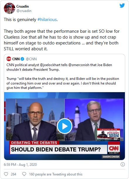 Screenshot_2020-08-02 Panicked CNN Analyst Suggests Joe Biden Should Refuse To Debate President Trump (VIDEO)(2)