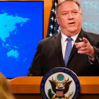 HELL NO, Says POMPEO