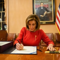 From the Desk of Nancy Pelosi
