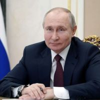 Vladimir Putin challenges President Potato to debate after potato calls him a 'killer'
